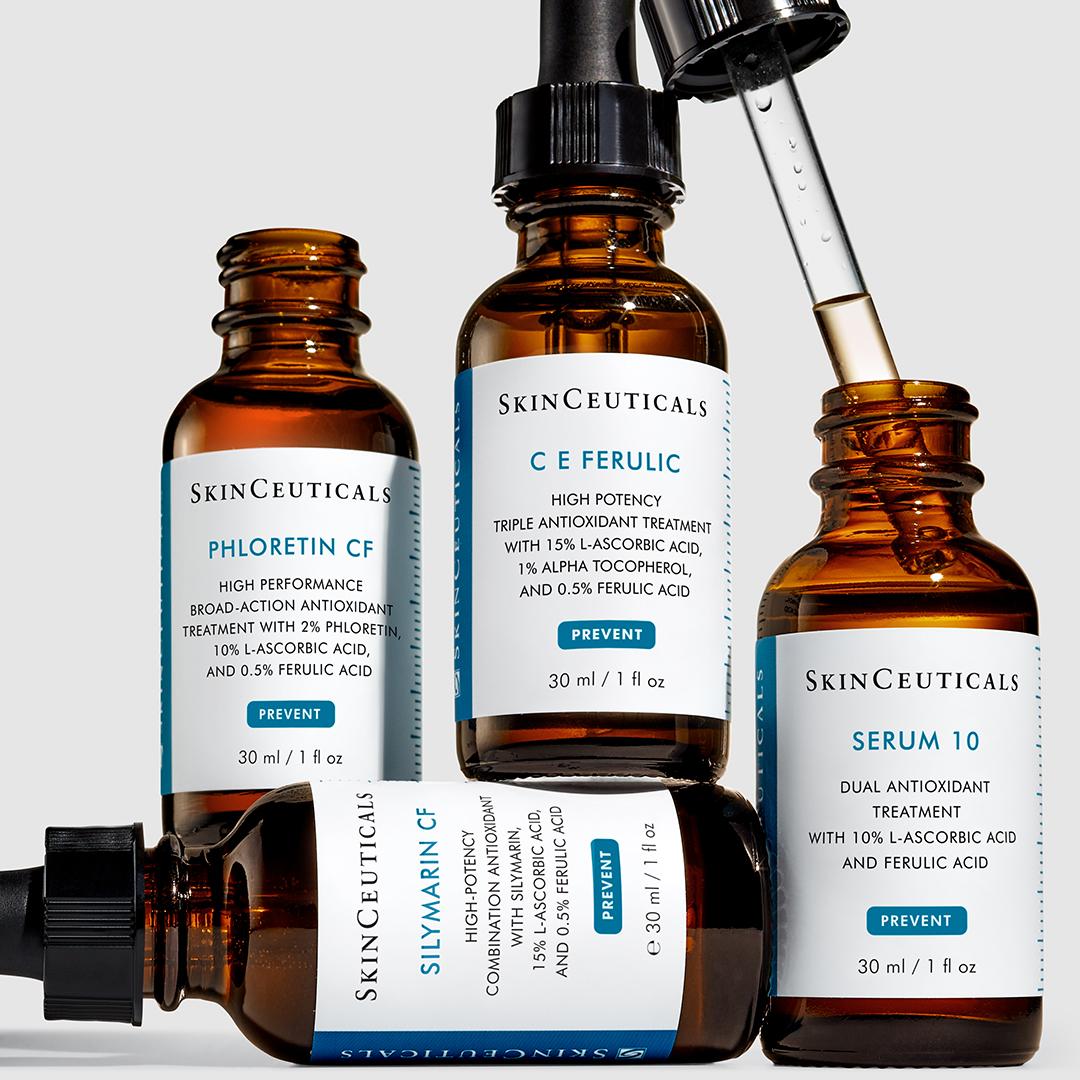 Premium cosmetica merk SkinCeuticals